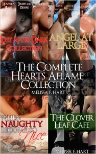 Steamy Romance Box Set Deal $2.99