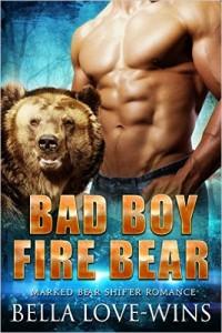 Bear Shifter Firefighter