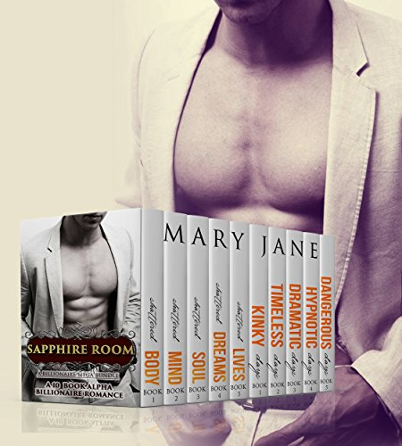 $1 Steamy Alpha Billionaire Romance Box Set Deal of the Day