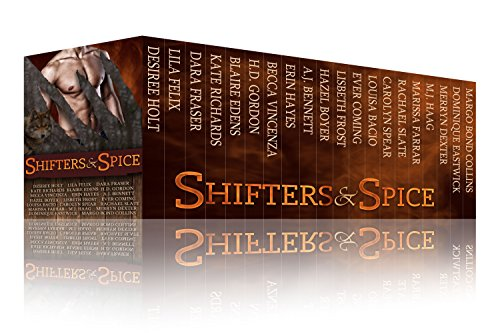 $1 Shifter Romance 20-Book Box Set from Bestselling Authors!