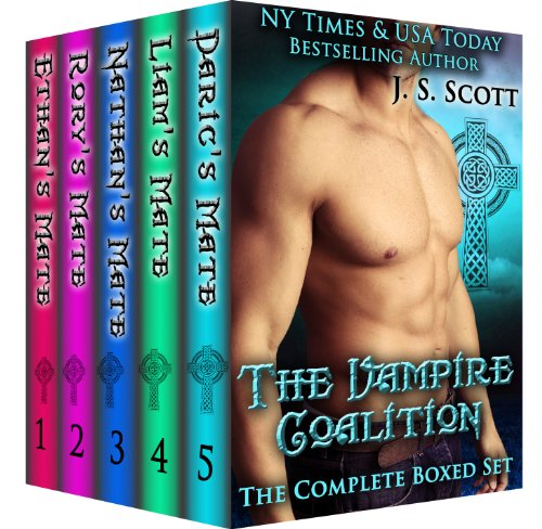 $1 NY Times Bestselling Author Vampire Romance Box Set Deal!