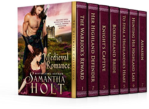 Grab this Medieval Romance - The Ultimate Collection Available at $0.99 for a Limited Time!