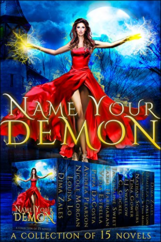 $1 Steamy Urban FantasyBox Set Deal of the Day