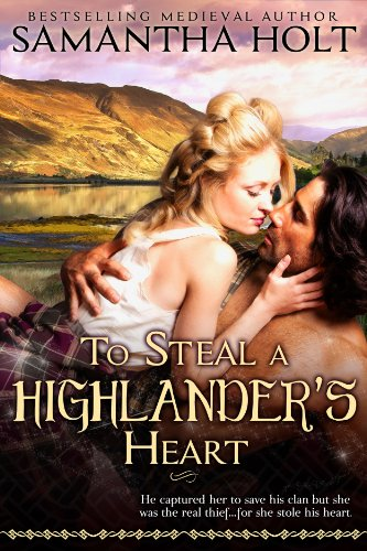 $1 SteamyScottish Historical Romance Deal of the Day