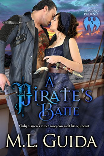 $1 Steamy Pirate Romance Deal of the Day