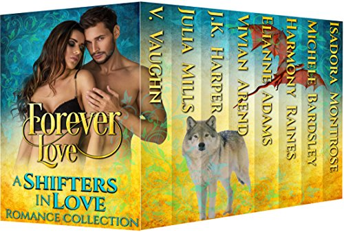 $1 Steamy Paranormal & Urban Fantasy Box Set Deal of the Day