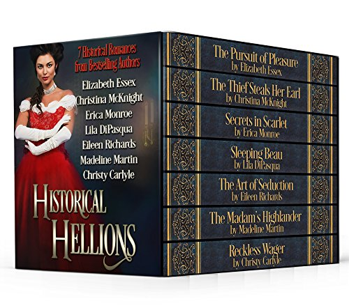 $1 Steamy Historical Romance Box Set Deal of the Day