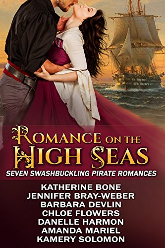 $1 Steamy Pirate Romance Box Set Deal of the Day