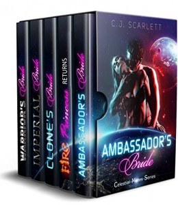 $1 Compelling Steamy Romance Box Set!