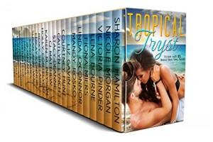$1 Steamy Tropical Tryst Romance Mega Box Set Deal!