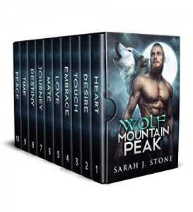 $1 Steamy Shifter Romance Box Set Deal of the Day