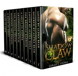$1 SteamyShifter Romance Box Set Deal of the Day